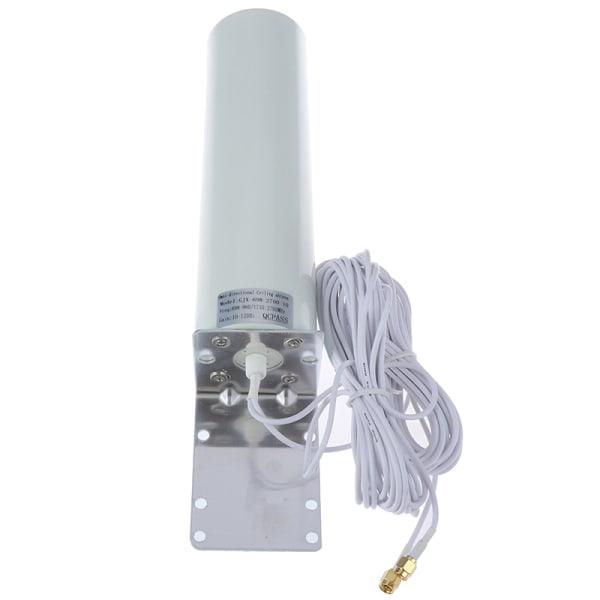 Dual SMA Male 3G 4G LTE Signal Booster Antenn Utomhus Fast Br