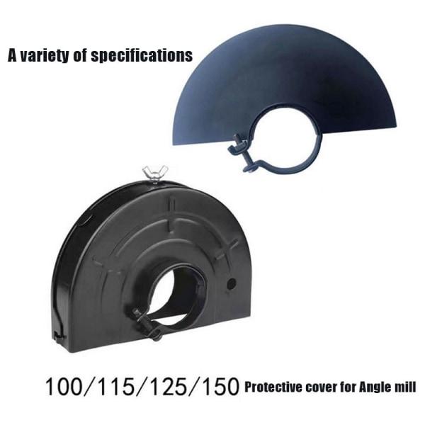100/115/125/150 Hjulsäkerhetsskydd Skyddskåpa för variabl N6