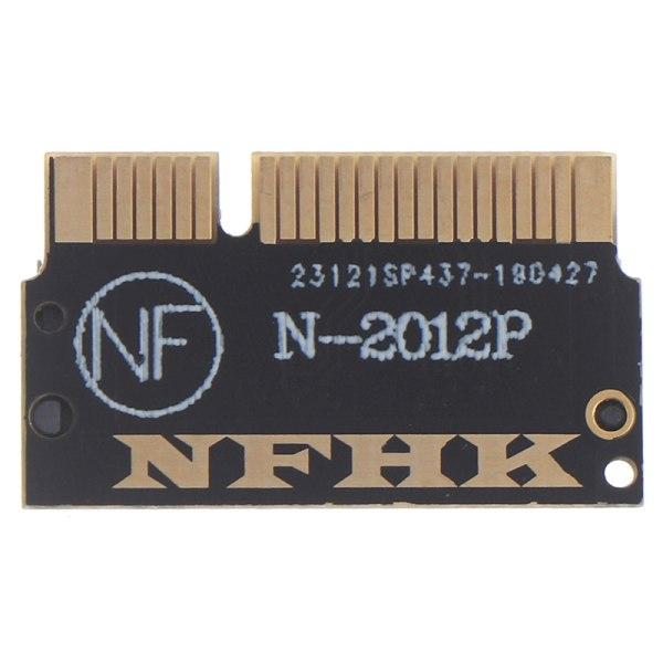 M.2 NGFF SSD till MacBook Pro Retina 2012 A1398 A1425 Converter C