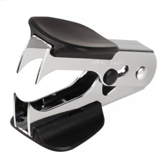 metall bekväm handhållen häftklammerborttagare