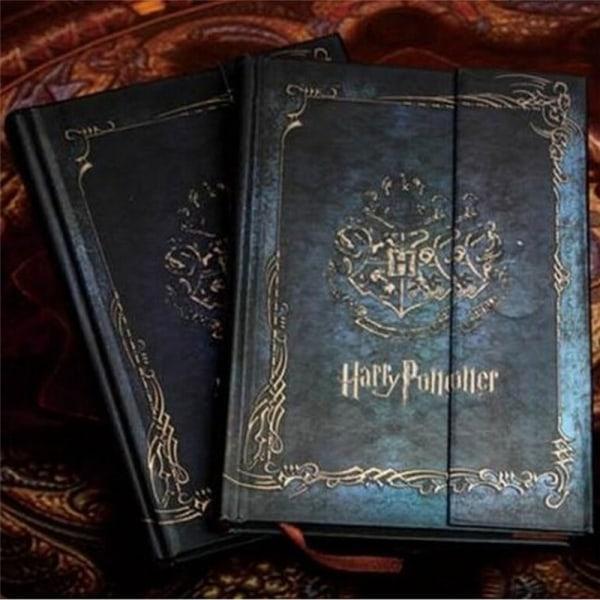 Ny version Vintage Harry Potter dagbok schemaläggare resa