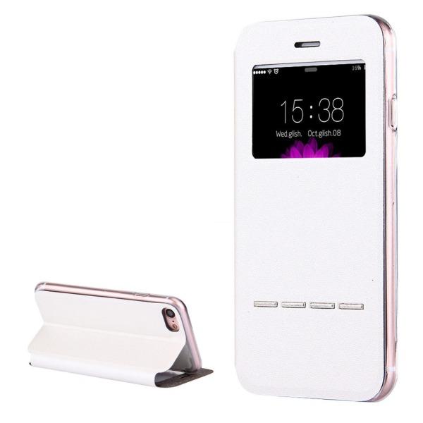 iPhone 7  Nummer fodral Vit