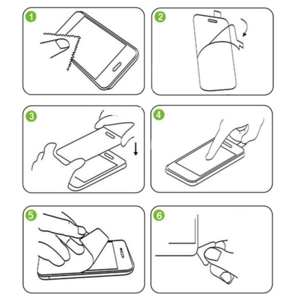 Skärmskydd Härdat Glas iPhone 6/6S 0,26mm
