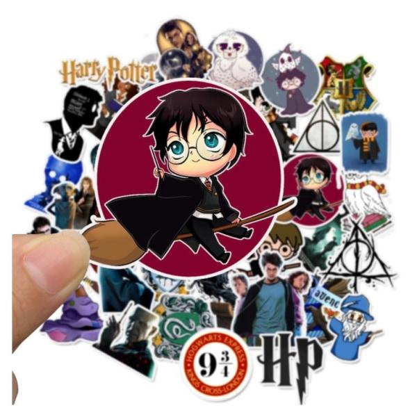 50 Harry Potter klistermærker