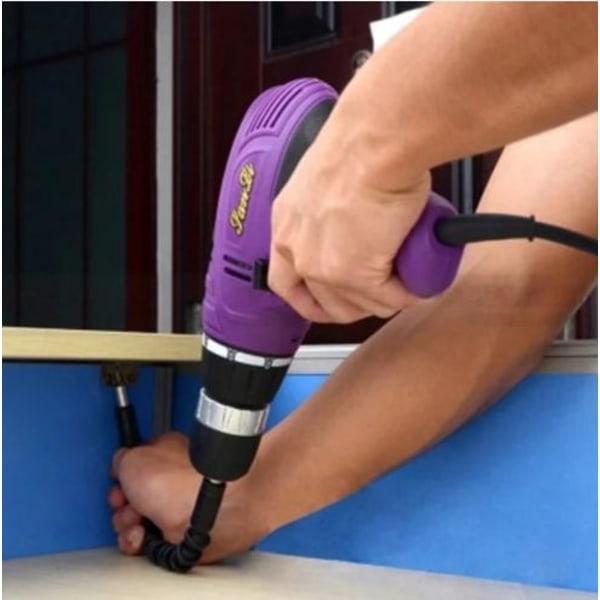 1x Fleksibel bitsholder Fleksibel forlængelse + 10 Bit sæt
