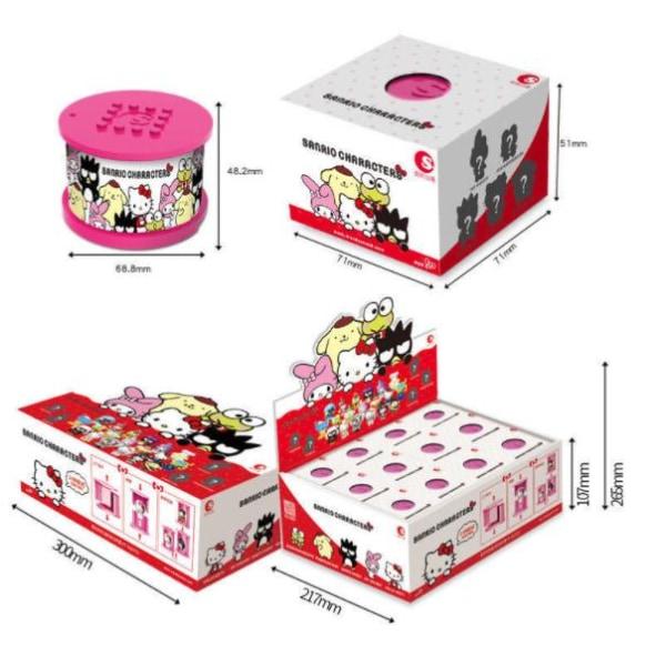 Hello Kitty Profession Clothes Series Blind Box julegaver