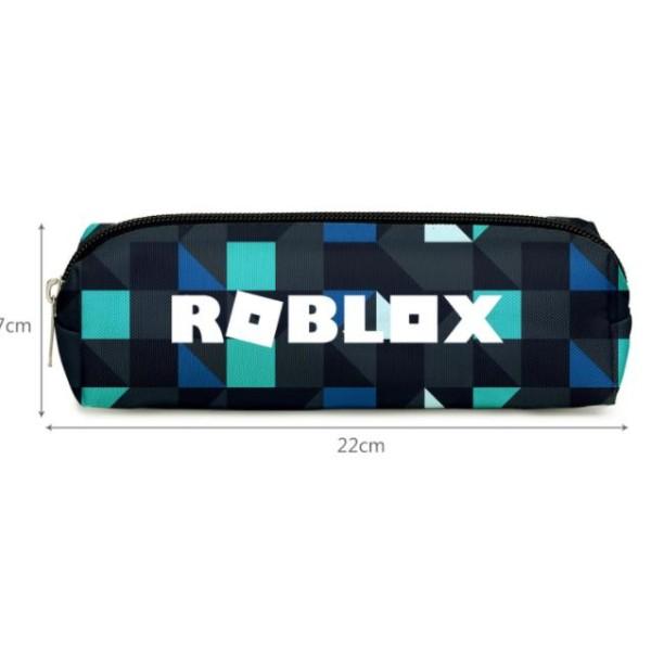 Roblox Skolväska Ryggsäck med Pennfodral