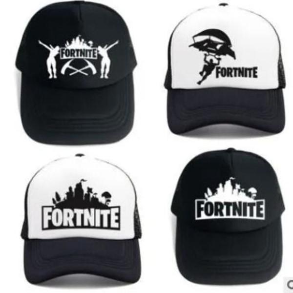 Fortnite Hatt Keps med Fortnite Tryck- 4st Ny Model Model 4