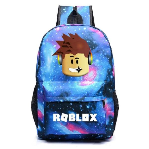 Roblox Galaxy  Skolväska Ryggsäck
