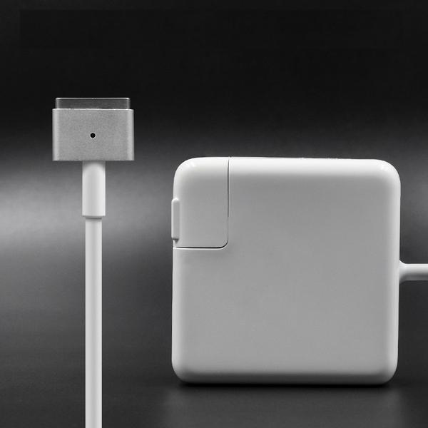 ersättnings laddare 45W macbook air laddare White