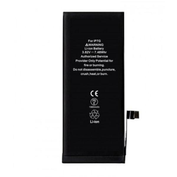ersättningsbatteri för iphone 6s Black