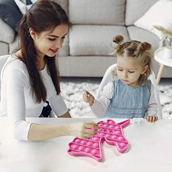 26-pack Fidget Toy Set Pop IT sensorisk leksak för barn vuxna