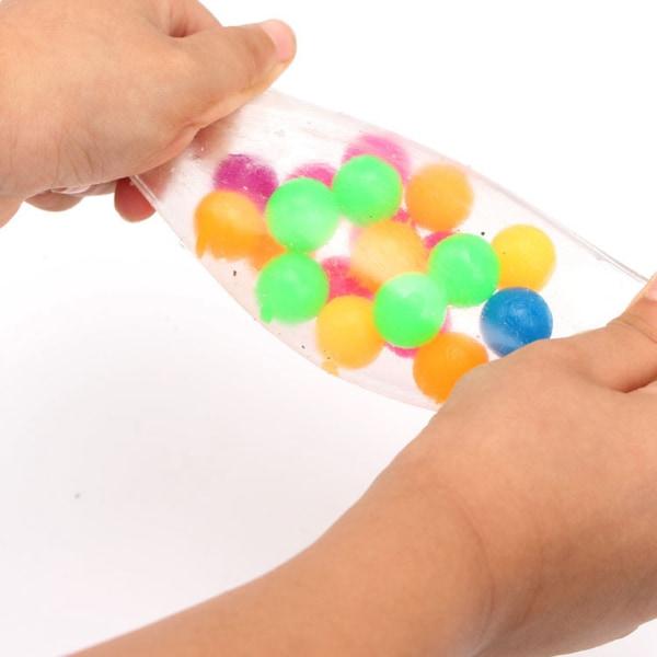 2 Fidget sensoriska fidget leksaker Pressa bollen