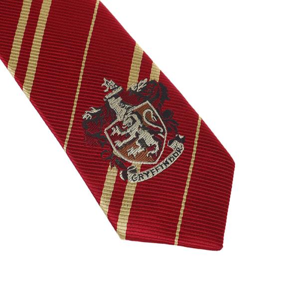 1Pc Harry Potter Gryffindor Slytherin Hufflepuff av hög kvalitet Red