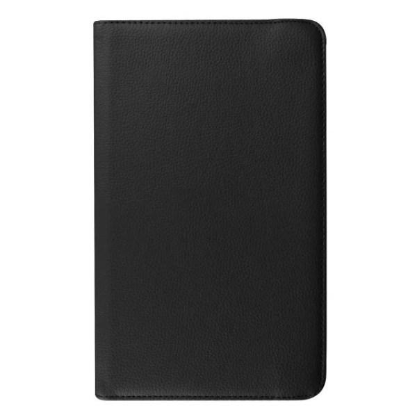 "Läder fodral Samsung Galaxy Tab E (9,6"")  - svart"