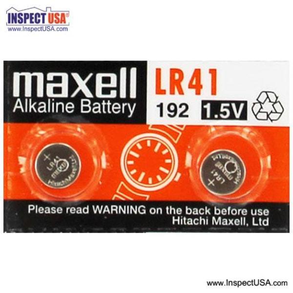 384 / 392 / LR41 / AG3 10-pack Aluminium