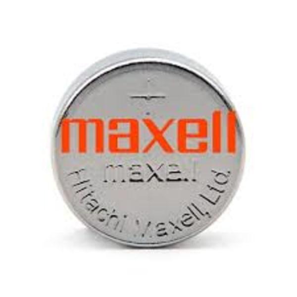 klockbatteri maxel 362/61 SR721SW Aluminium