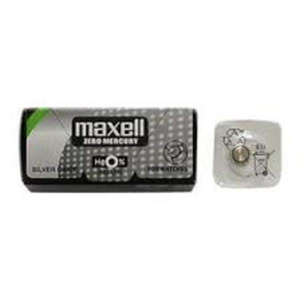 Maxell 377 10-pack SR626SW Aluminium