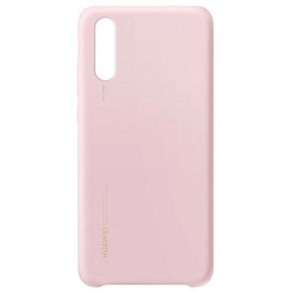Huawei P20 Silikonskal 51992361 - Rosa Rosa