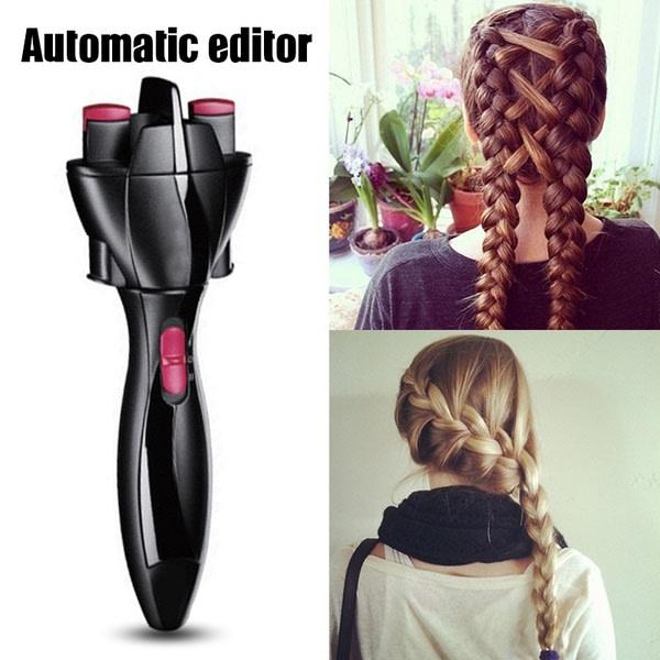 Electric Hair Braider Hair Fast Styling Twist Curling Tool