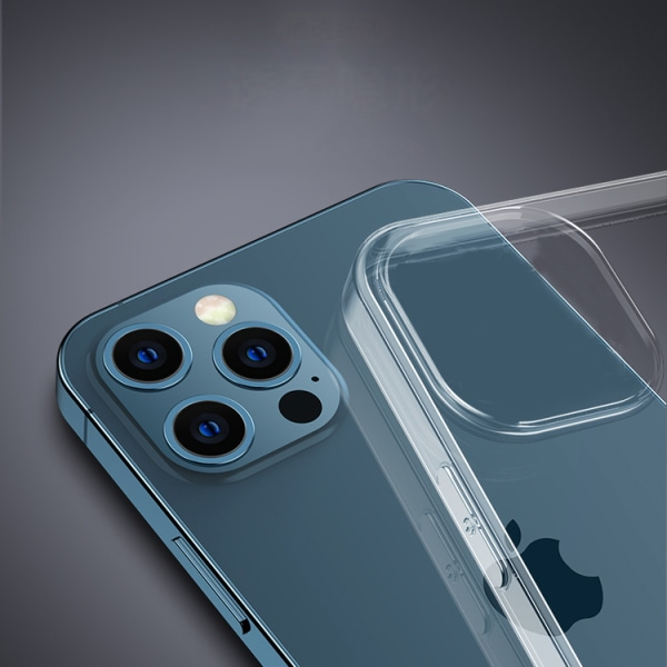 iPhone 13 Pro TPU Skal - Slimmat