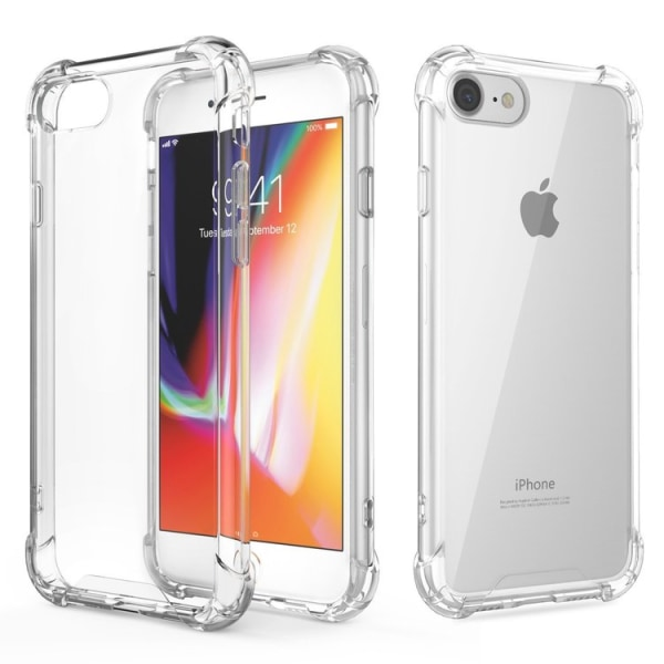 iPhone 7 / 8 / SE (2020) Skal - Extra Stöttåligt