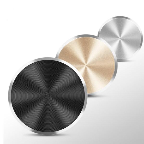Magnetisk Universal Platta - 3 Färger svart