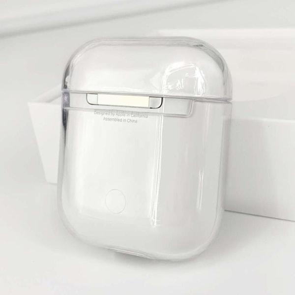 Transparent Airpod skal 1 & 2