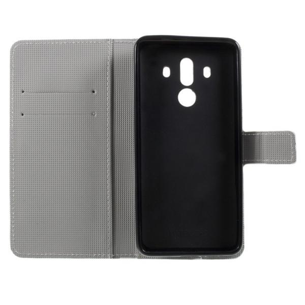 Plånboksfodral Huawei Mate 10 Pro – Blå Fjäril