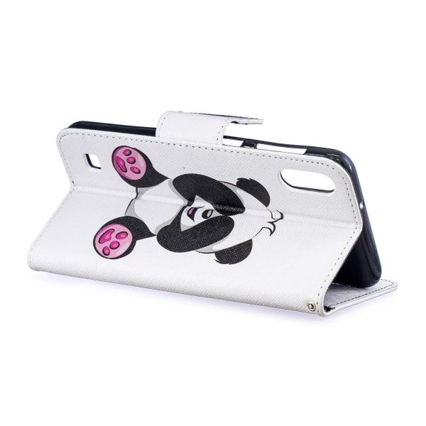 Plånboksfodral Samsung Galaxy A10 - Panda