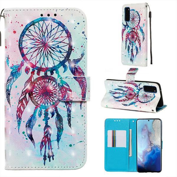Plånboksfodral Samsung Galaxy S20 – Drömfångare