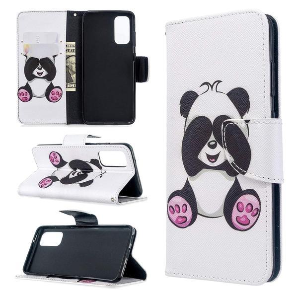 Plånboksfodral Samsung Galaxy S20 - Panda