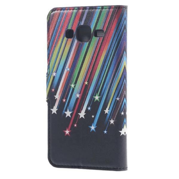 Plånboksfodral Samsung J1 (SM-J100H) - Stjärnfall