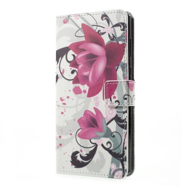 Plånboksfodral Sony Xperia L1 – Lotus