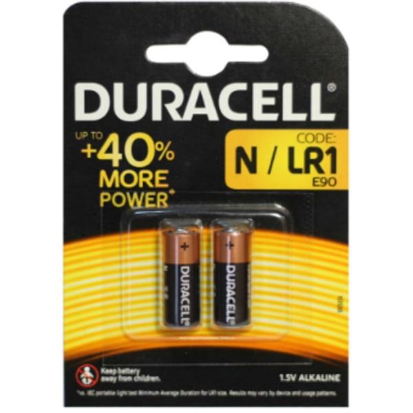 LR1 2-P Duracell Alk 1,5V