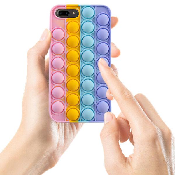 iPhone 6 Plus/7 Plus/8 Plus - Skal / Skydd / Pop It Fidget iPhone 7 Plus