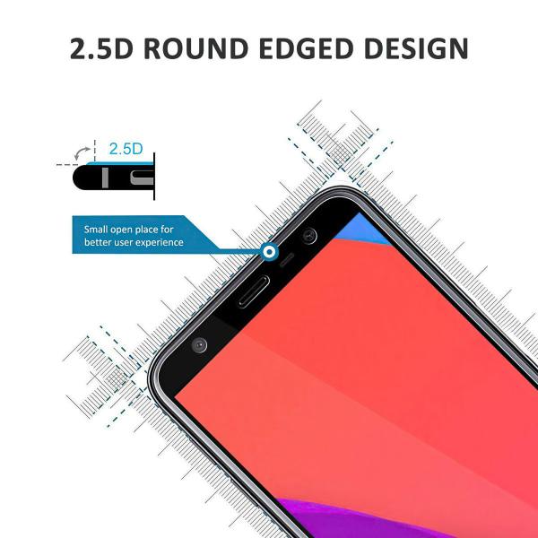 Samsung Galaxy J6 2018 - Härdat Glas Skärmskydd