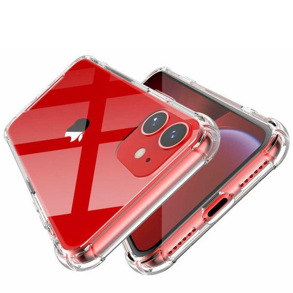iPhone 12 - Skal / Skydd / Transparent