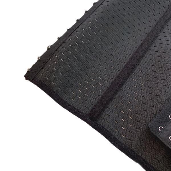 Damens buk sexbröstspänne till Waist Trainer Body Shaper black S