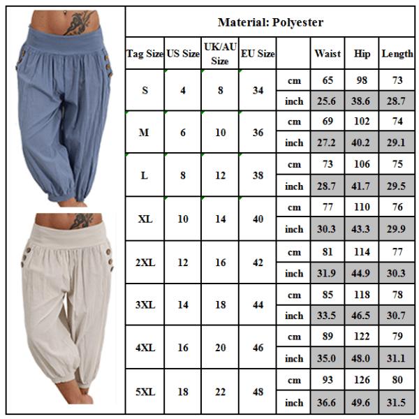 Aladdin-byxor för damer, lösa yogapyjamas, avslappnade byxor svart 5XL
