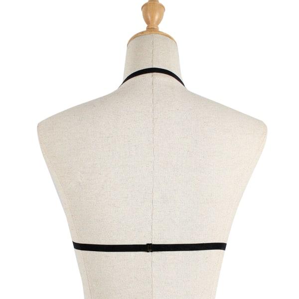 Fashionabla sexiga underkläder av europeiska och amerikanska kvinnor black 3XL