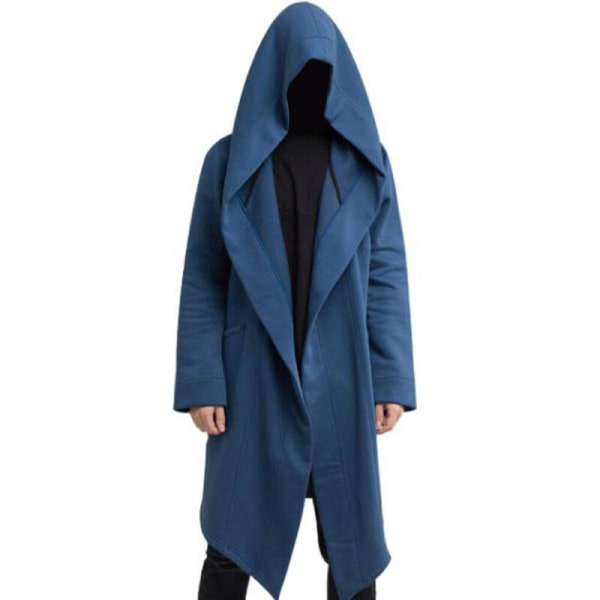 Herr vintermodell varmare kappa Långärmad Casual Comfy Warm