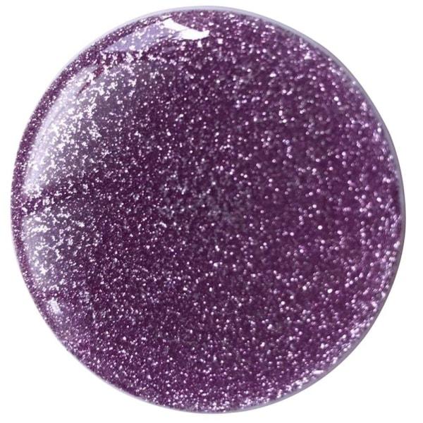 Pop-Stand Mobilhållare Sparkling (Glitter) Svart
