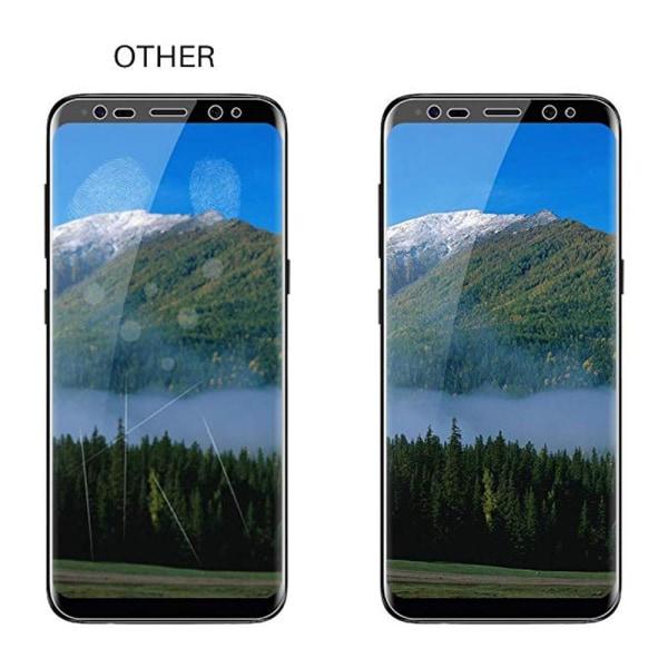 Samsung S9+ 2-PACK Skärmskydd Nano-Soft Screen-Fit HD-Clear