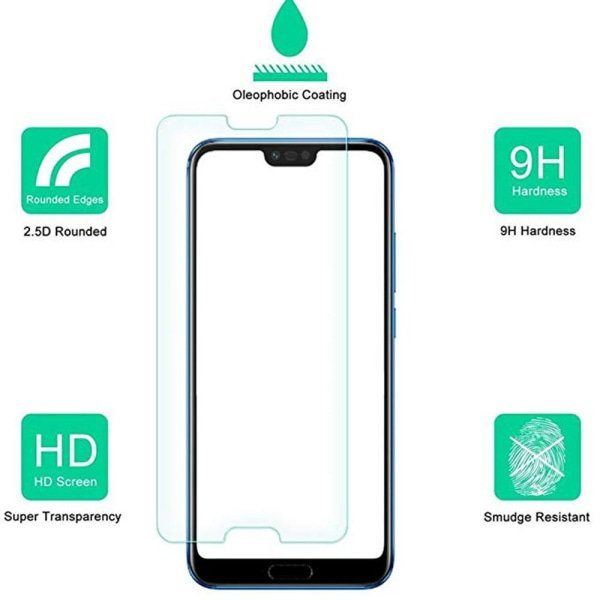 Skärmskydd Standard 9H Screen-Fit HD-Clear Honor 10
