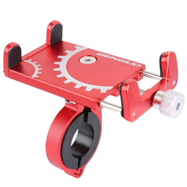 Praktiskt Mobilhållare till Cykel (Aluminium) Svart