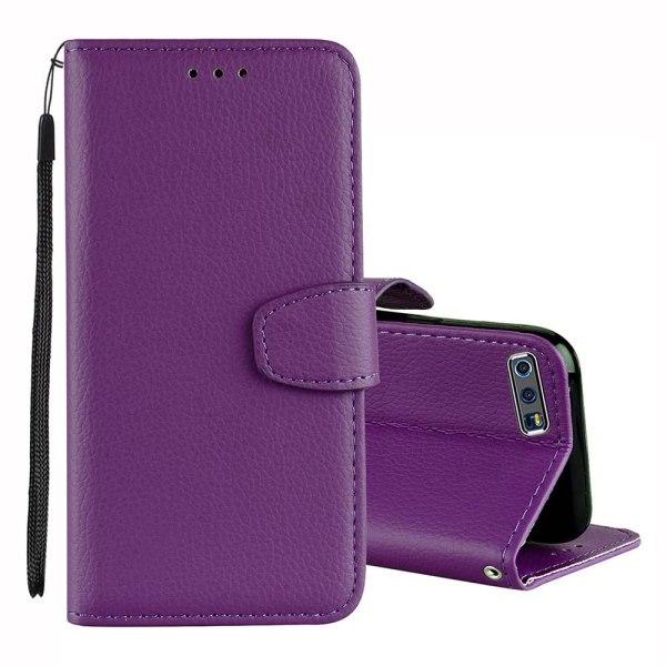 Huawei Honor 10 - Stilsäkert Nkobee Plånboksfodral Lila