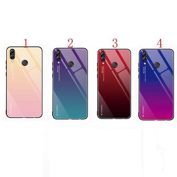 Huawei P20 Lite - Elegant Stilsäkert Skal (NKOBEE) 3