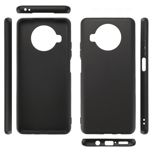Xiaomi Mi 10T Lite - Mattbehandlat Skyddsskal (NKOBEE) Svart