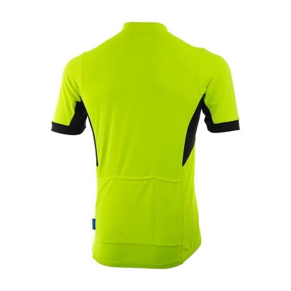 Cycling Jersey SS Perugia 2.0 Flour/Black (+ big sizes) S